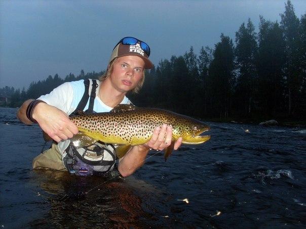 cottages рыбалка